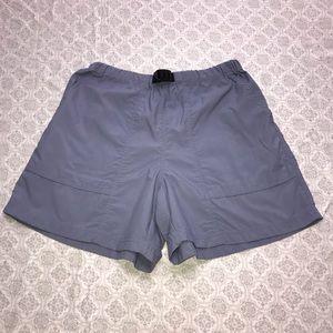 Patagonia Women's blue shorts Sz M
